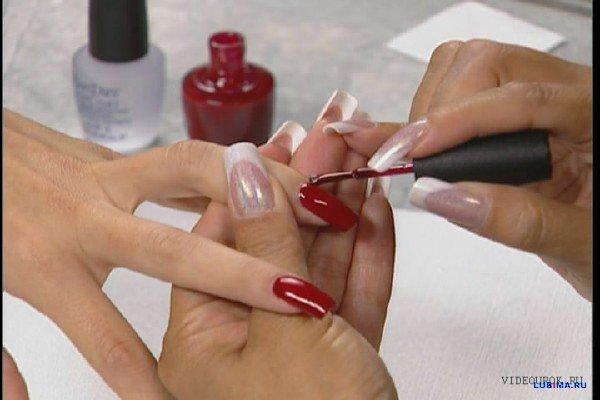 Как нарастить ногти без геля в домашних условиях